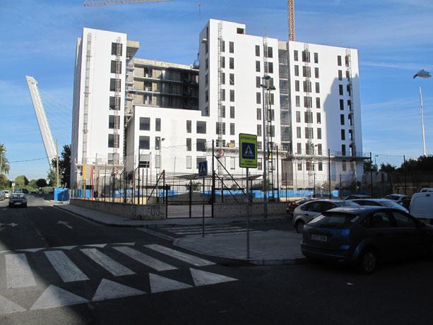 Cayuelas arquitectos viviendas en torneo - Alquiler vpo sevilla ...