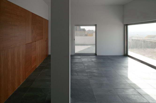 Cayuelas arquitectos vivienda en salteras for Fernando porras arquitecto