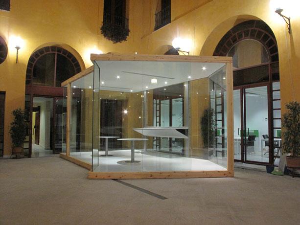 Cayuelas arquitectos oficina de atenci n ciudadana for Fernando porras arquitecto