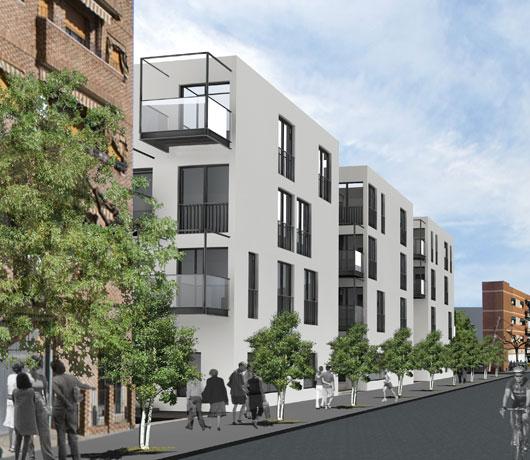 Cayuelas arquitectos viviendas para j venes en c rdoba for Arquitectos en cordoba